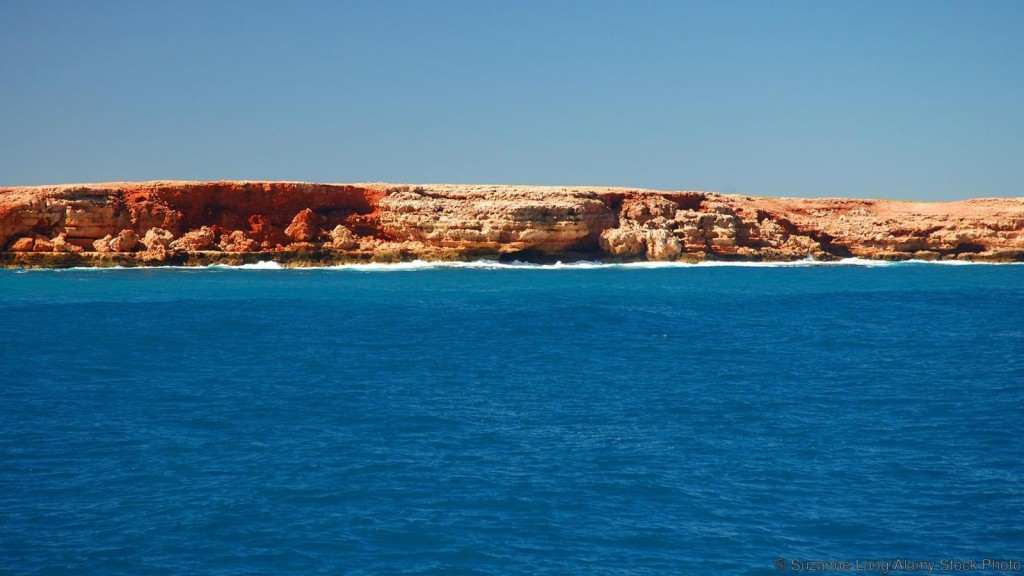 Остров Барроу у берегов Австралии (Фото: Suzanne Long/Alamy Stock Photo)