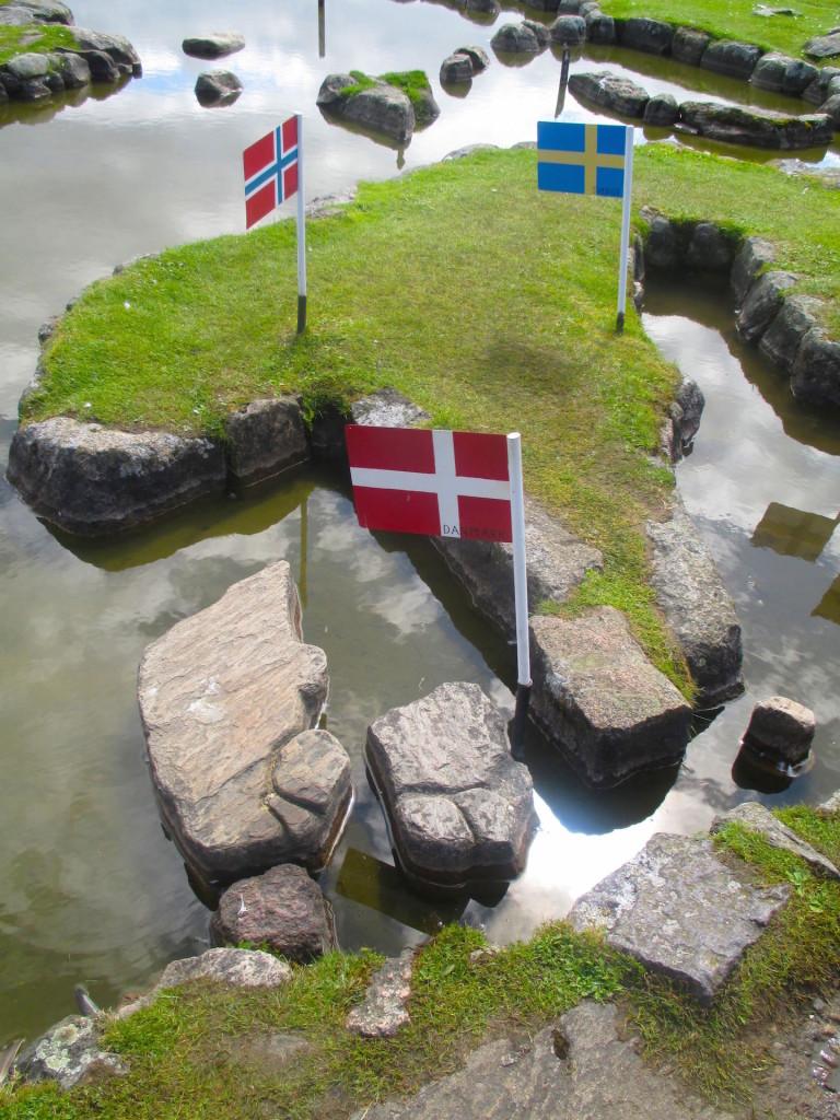 Дания - это всего два камня