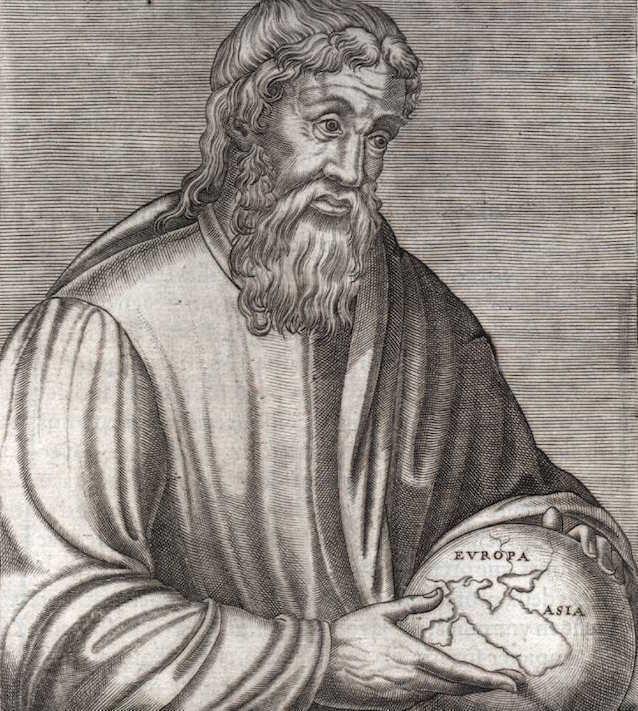 Работы Страбона снова стали популярны в эпоху Великих географических открытий