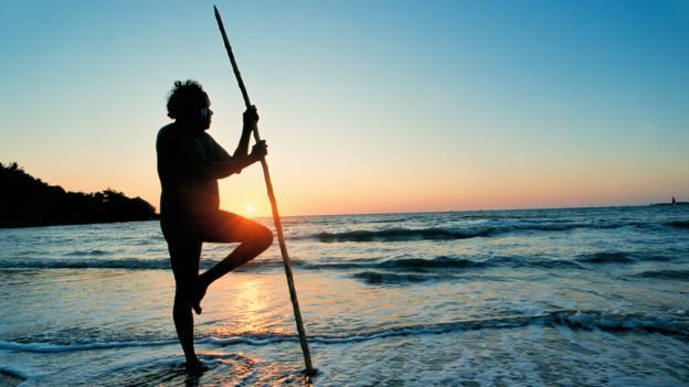 Легенды о повышении уровня моря до сих пор сохранились в Австралии (Фото: Deco/Alamy Stock Photo)
