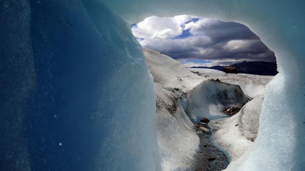 20,000 лет назад большая часть Земли выглядела именно так (Фото: Suzanne Long/Alamy Stock Photo)