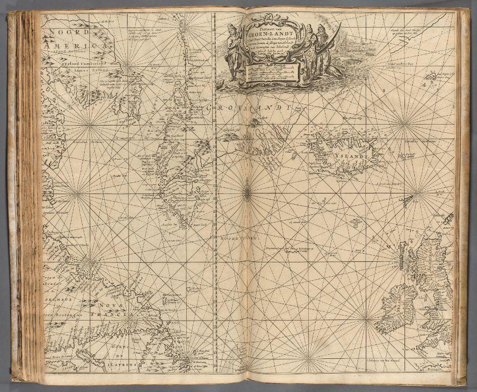 Герард ван Кёлен, De Nieuwe Groot Lichtende Zee Fakkel, 1734 год.
