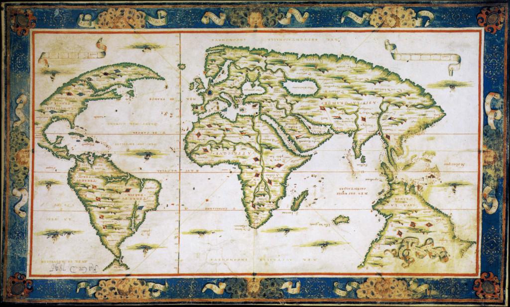 Nicolas_Desliens_Map_(1566)