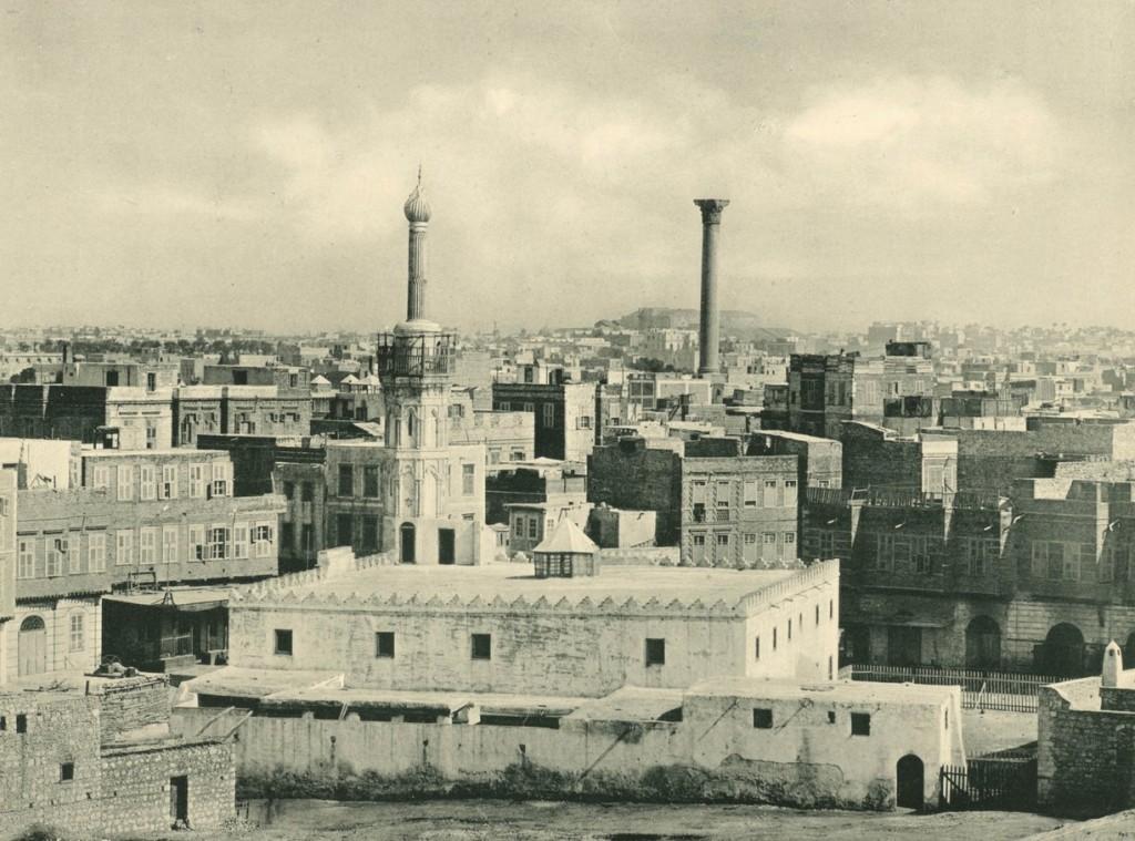 План египетского мегаполиса практически повторял чертежи главных греческих городов