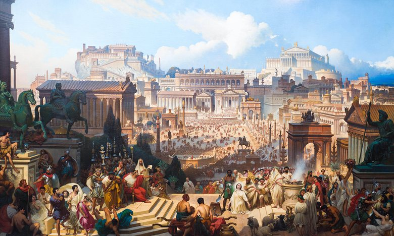 an analysis of the octavian rule in ancient rome A summary of the early principate: augustus and tiberius the early principate: augustus and tiberius (30 bce octavian wanted to assure the roman.