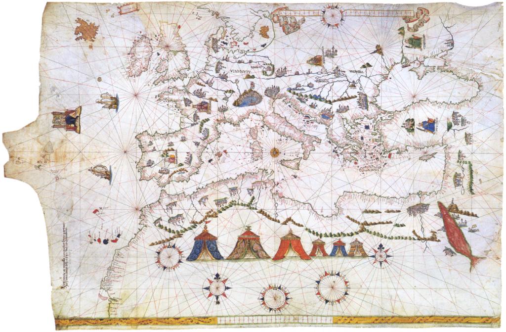 Portulan-de-Maggiolo-1541