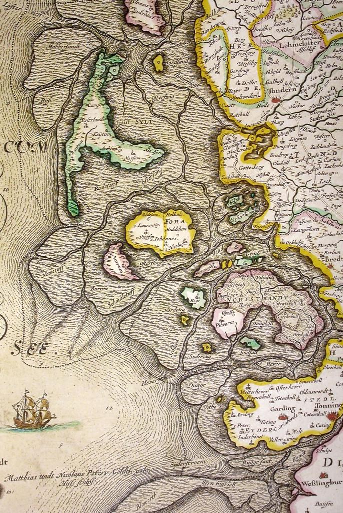ducatus_sleswicum_sive_iutia_australis_-map_of_johannes_blaeu
