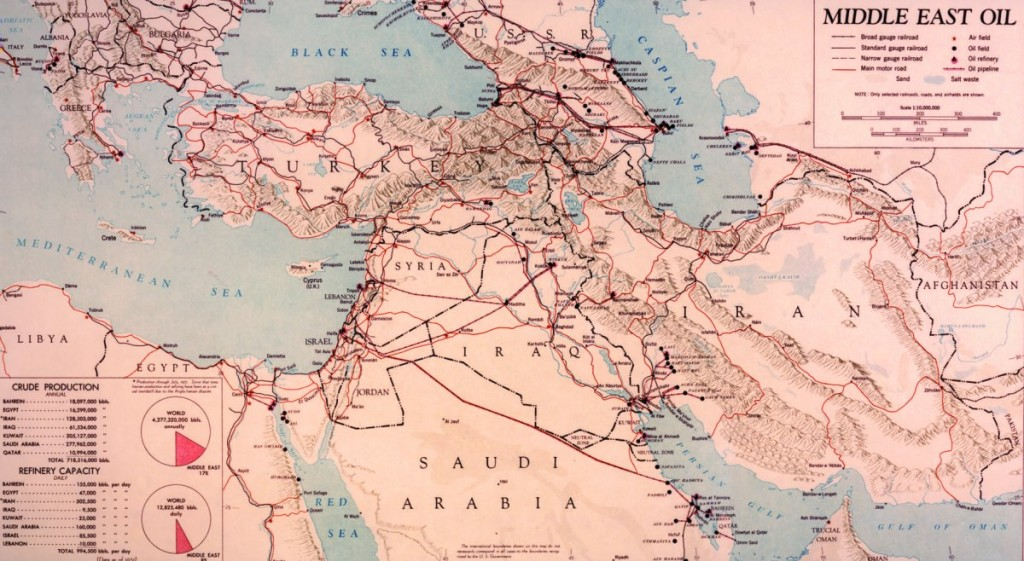 oil-transport-and-refining-facilities-in-the-middle-east-in-the-early-1950s